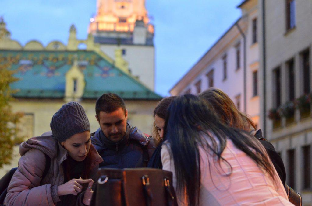 Teambuilding na City Game v Bratislave